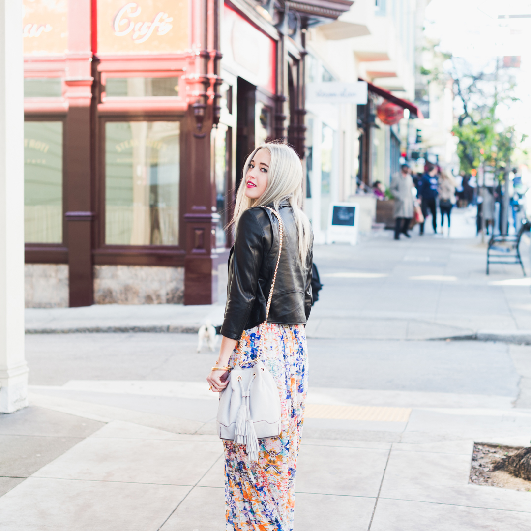 Stone Fox Style in the Fillmore District in San Francisco | Fashion Blogger Style