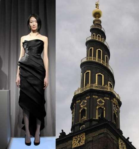 Sharon Nunoo's Fashion Blog: Fashion inspired by architecture