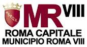 Patrocinio VIII Municipio Comune di Roma