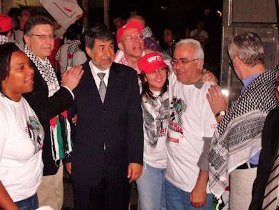 Ato histórico em São Paulo pelo Estado da Palestina Já - foto 64