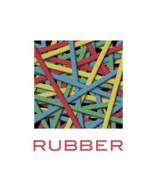 Rubber band ball poster