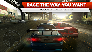Android Game Need for Speed Most Wanted Download.