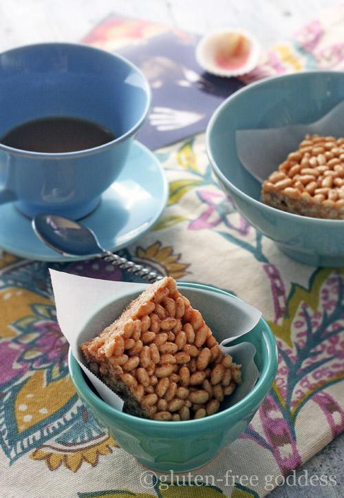 Gluten-Free Goddess Recipes: Gluten-Free Rice Crispy Treats