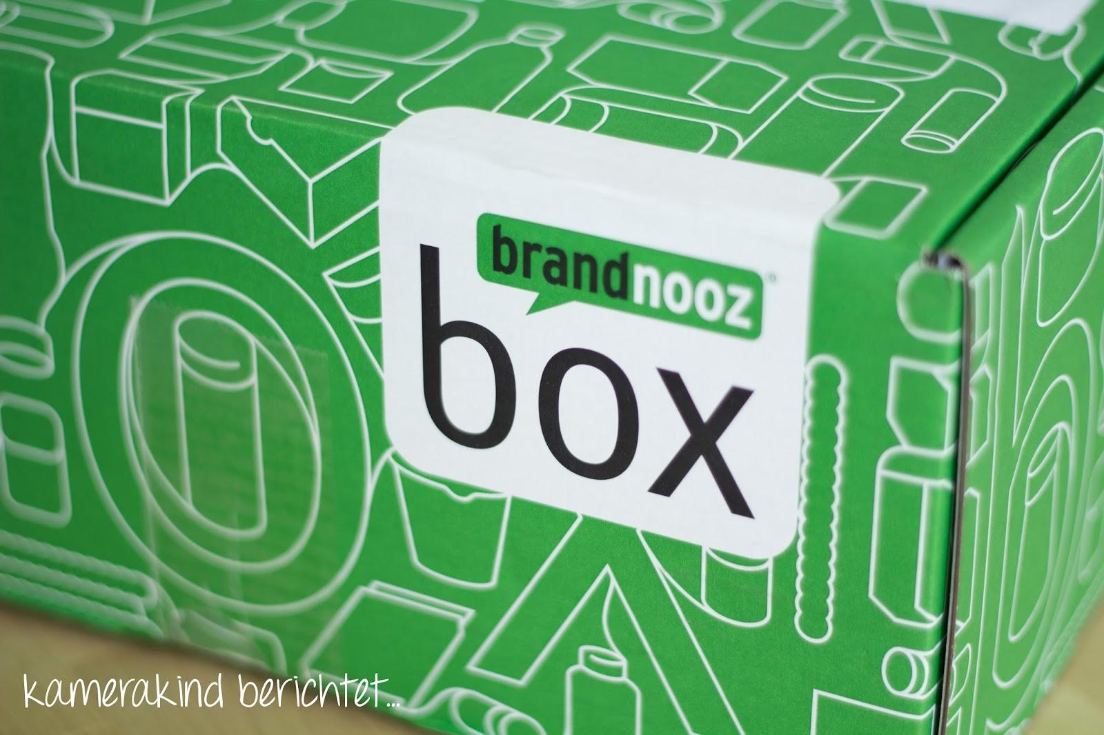 Unboxing Brandnooz 2014