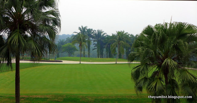 saujana golf and country club, chinese restaurant