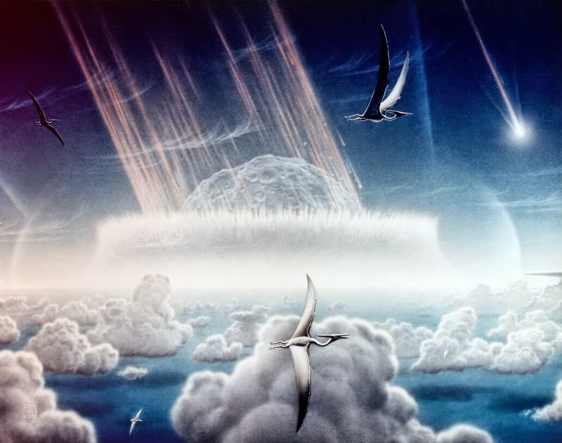 Study Casts Doubt on Asteroid Impact Theory
