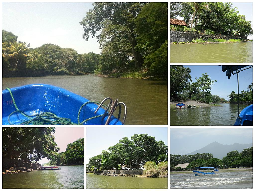 Las Isletas de Granada (Nicaragua)