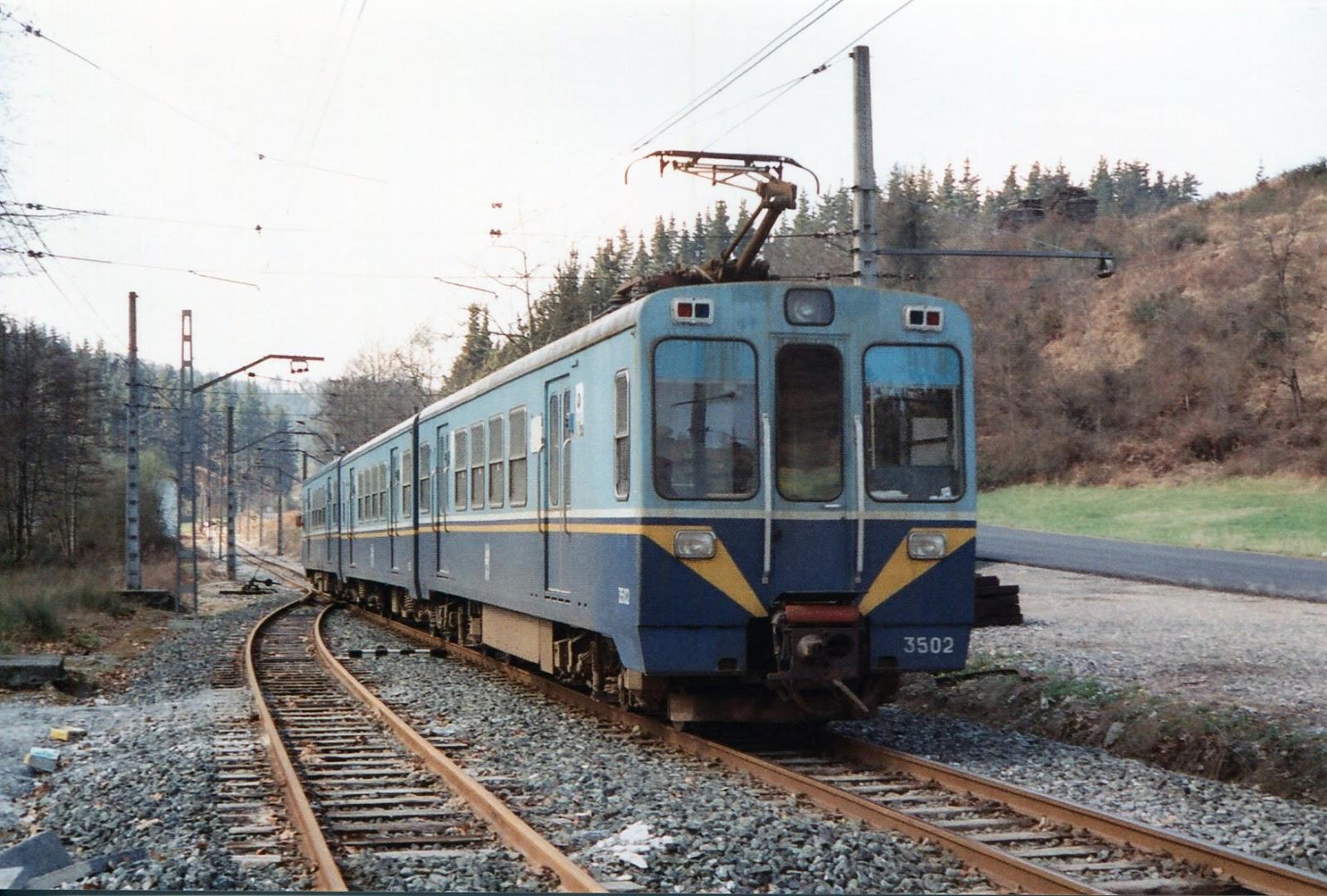 Historias del tren: julio 2013
