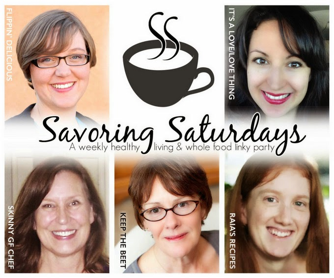 Savoring Saturdays 4/10/2015