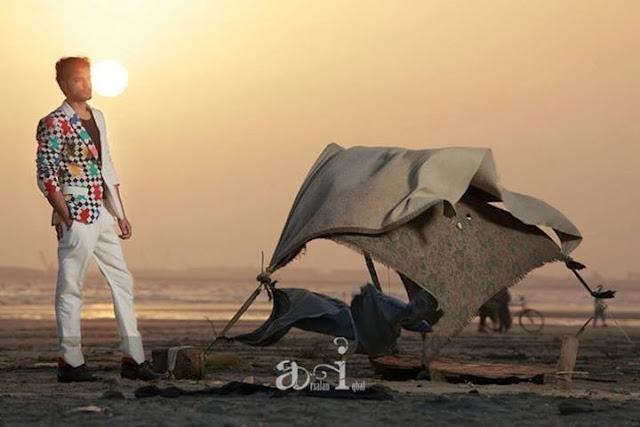 Abdullah Ejaz & Omer Shahzad  photoshoot for Arsalan Iqbal