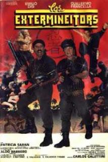 Los extermineitors en Español Latino