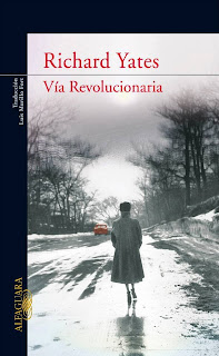 Vía revolucionaria Revoultionary road Richard Yates