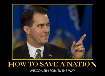Congratulations Gov walker