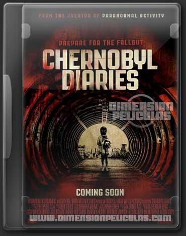 Chernobyl Diaries (DVDRip Español Latino) (2012)