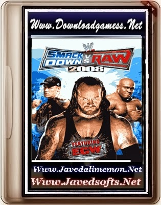 wwe smackdown 2008 games free  full version for pc