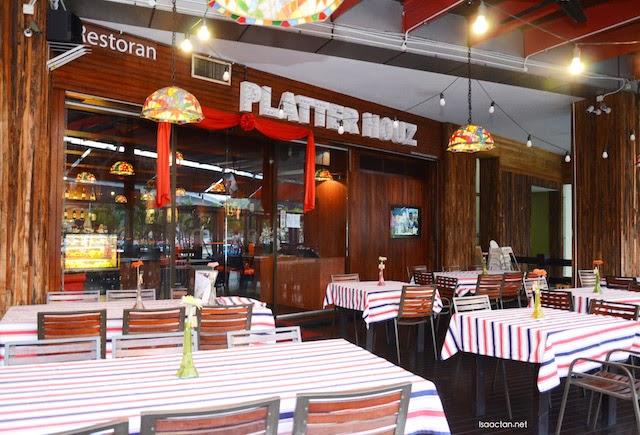 Platter Houz Western Fusion Restaurant @ USJ 19 City Mall, Subang Jaya
