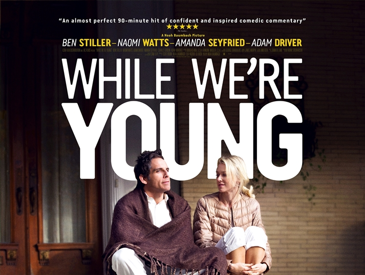 Póster: While We're Young