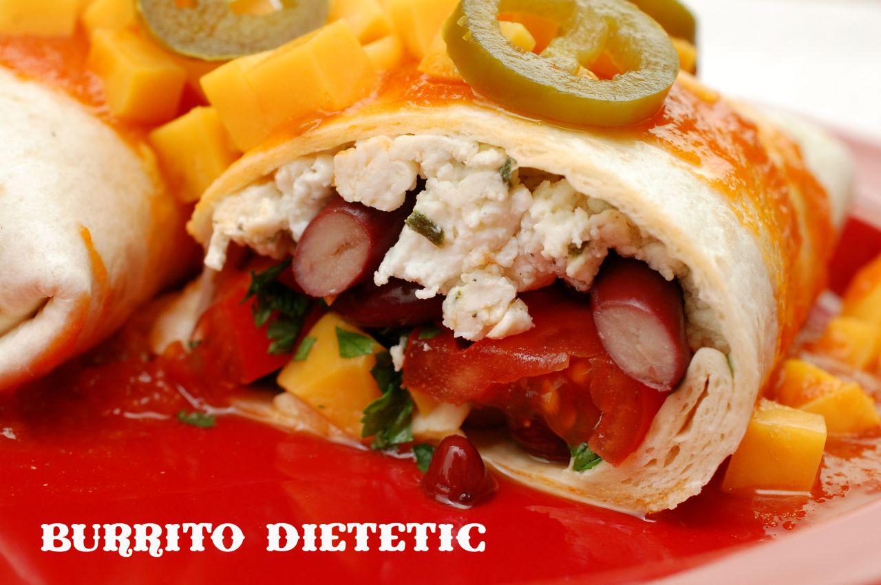 Burrito dietetic
