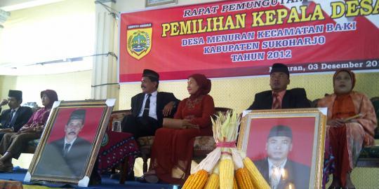 24 Kades Incumbent di Tangerang Menang di Pilkades Serentak