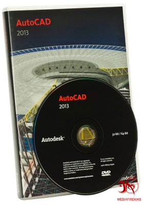 Autodesk AutoCAD 2013 Free With Crack Key Download