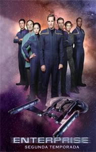 Jornada nas Estrelas: Enterprise - 2ª Temporada - Legendado DVDRip
