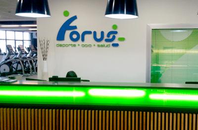 El centro Carlos Melero, ejemplo del de la apuesta por la salud en los centros deportivos Forus