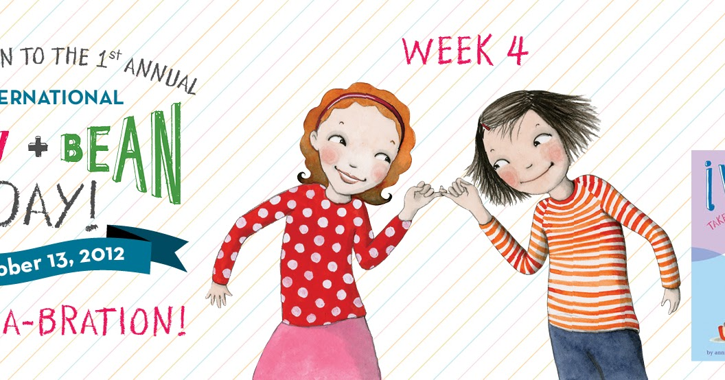 The O.W.L.: Ivy & Bean Blog-A-Bration Week 4 +Giveaway