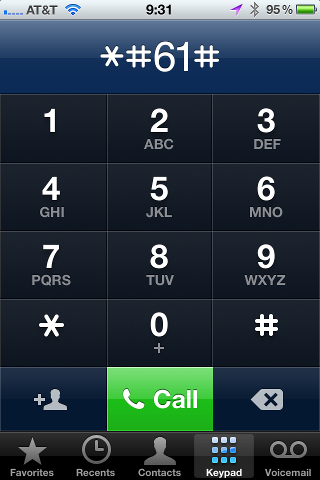voicemail full iphone at&t