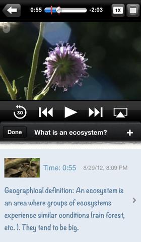 iTunes U Education iphone applications
