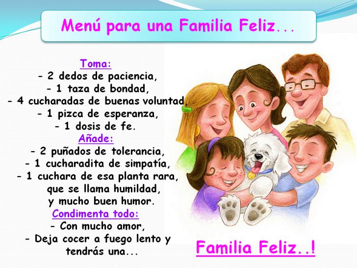 Versiculos De La Familia