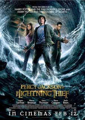 a review of percy jackson the olympians a movie by chris columbus As a movie percy jackson & the olympians: the lightning thief is the perfect advertisement for the books on which it's based unfortunately at times it feels like nothing more than an advertisement the best thing you can say about director chris columbus's adaptation is that he's incapable of destroying whatever magic and wonder it is in.