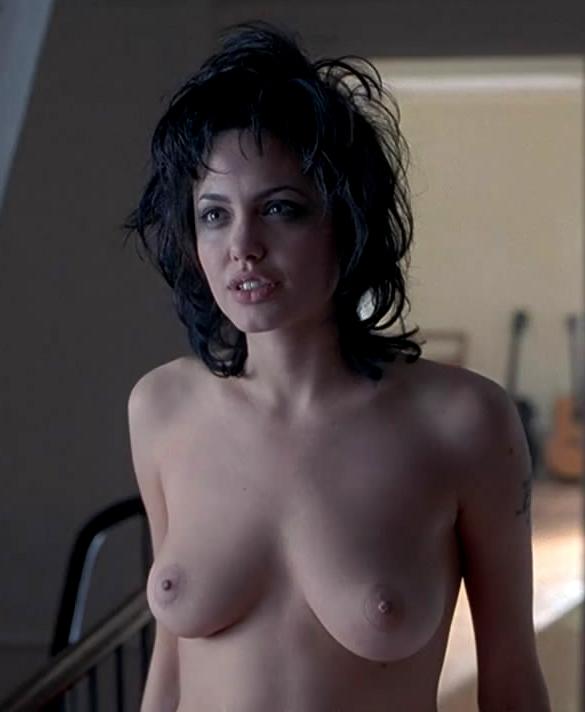 Никита Синицин. Кино Джиа . . Анджелина Джоли.