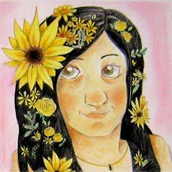 welkom in de zomer als de zonnebloemen bloeien