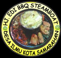 HJ. EDI BBQ STEAMBOAT