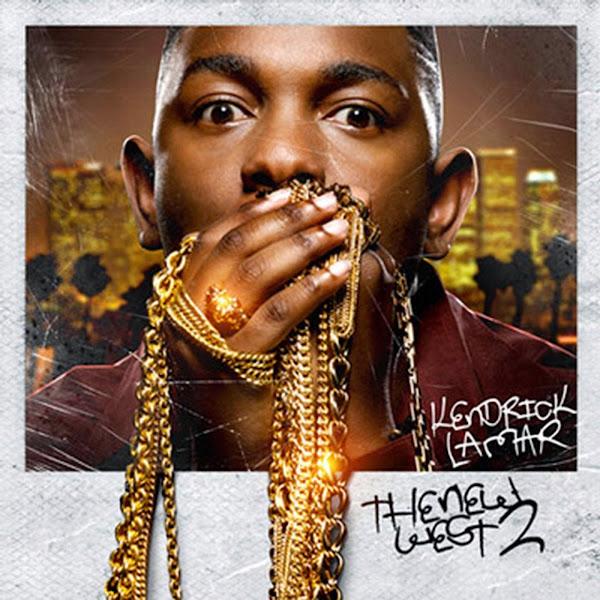 Kendrick Lamar - The New West, Vol. 2 Cover