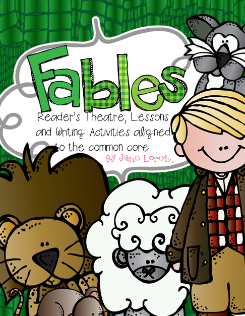https://www.teacherspayteachers.com/Product/Fables-Readers-Theatre-Lessons-and-Writing-Activities-Common-Core-aligned-861074