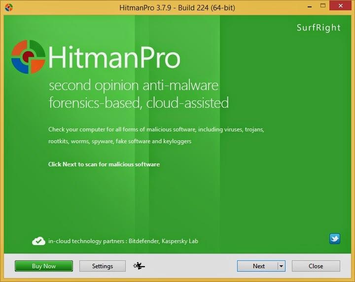 HitmanPro 3.7.9 Full Version Siap Mengusir Malware