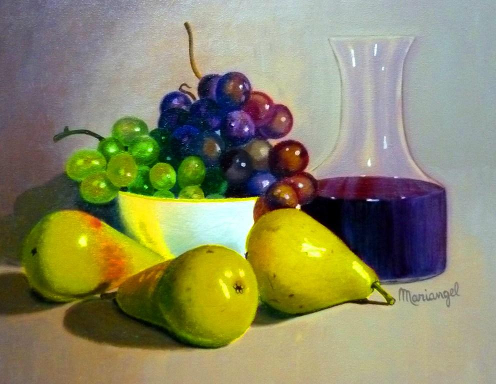 Im genes arte pinturas cuadros de bodegones - Fotos de bodegones de frutas ...