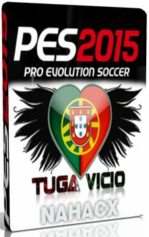 PES 2015 PC Patch Tuga Vicio v0.7.1 Update
