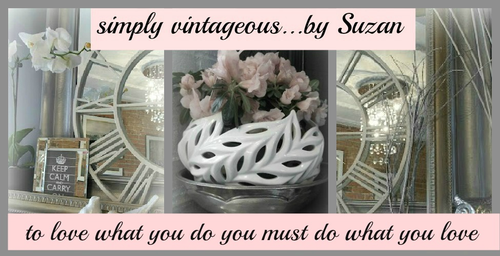   simply vintageous...by Suzan