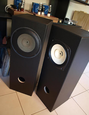 Fostex FE206En Double Bass-Reflex Speakers