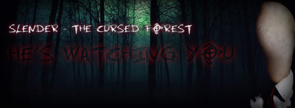 Download Game Slender: The Cursed Forest PC Gratis