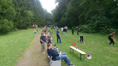 Feuerwehr Hohenhameln Jugendlager Campingplatz Eulenburg Osterode