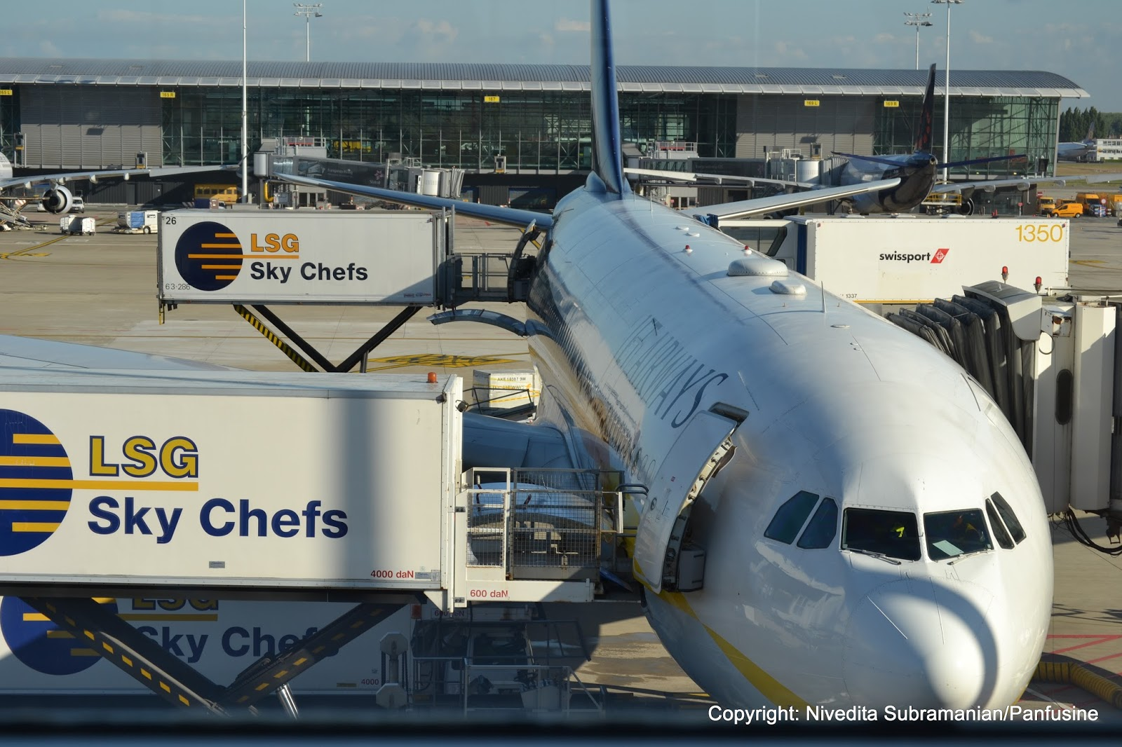 Airline Food review - The Good, the Bad & the Ugly
