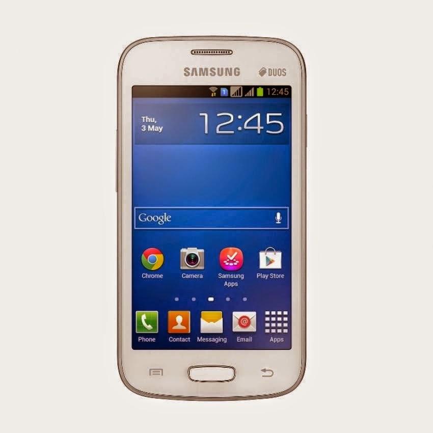 Harga dan Spesifikasi Samsung Galaxy V, Smartphone Kitkat  1 Jutaan