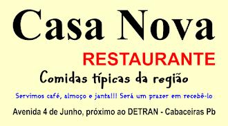 CASA NOVA RESTAURANTE