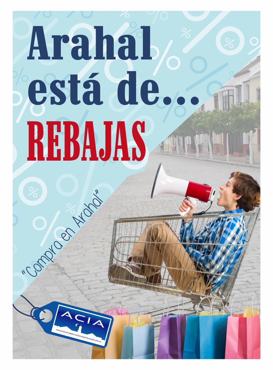 ARAHAL ESTÁ DE REBAJAS