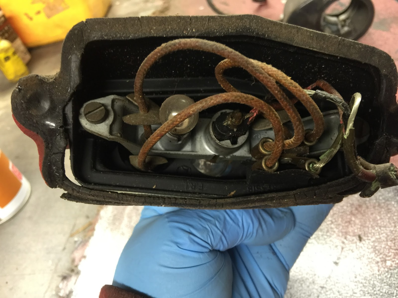 Jaguar Xk150 Electrics Ots Restoration Wiring Harness Lots Of Wires