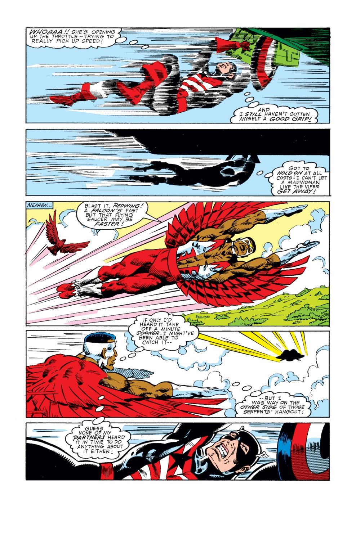 Captain America (1968) Issue #343 #273 - English 9