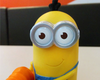 McDonalds Minion Kevin